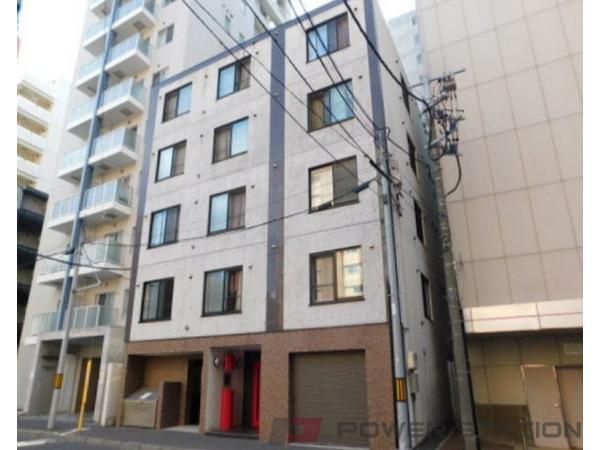札幌市中央区北4条東2丁目0賃貸マンション外観写真
