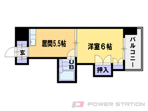 札幌市中央区北2条東2丁目0賃貸マンション間取図面