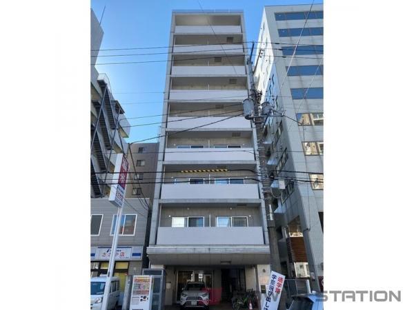 札幌市中央区南5条西9丁目1賃貸マンション外観写真