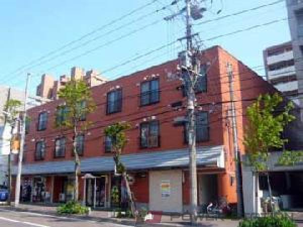 札幌市中央区南17条西8丁目0賃貸マンション外観写真