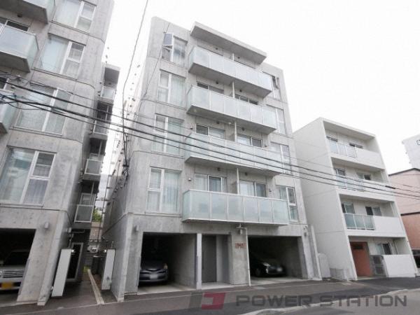 札幌市中央区大通西22丁目0賃貸マンション外観写真