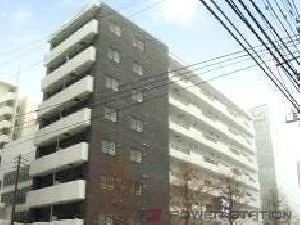 札幌市中央区南3条西9丁目1賃貸マンション外観写真