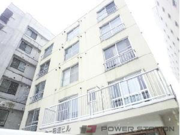 札幌市中央区大通西24丁目1分譲リースマンション外観写真