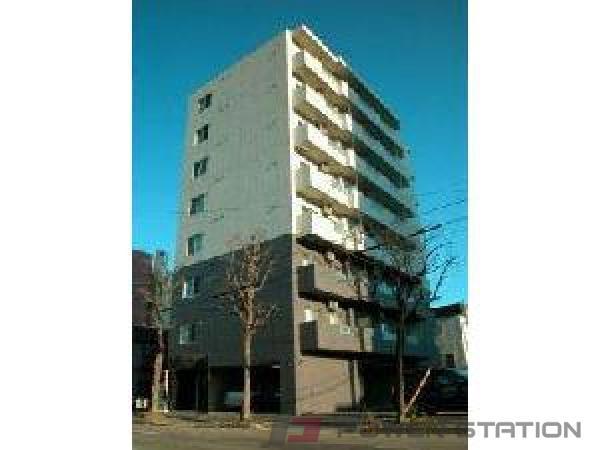 札幌市中央区北7条西19丁目1賃貸マンション外観写真