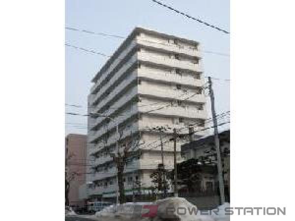 札幌市中央区北6条西19丁目1賃貸マンション外観写真