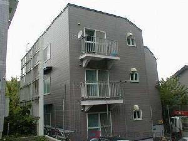 札幌市中央区界川2丁目1賃貸アパート外観写真
