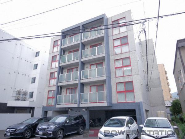 札幌市中央区南3条西25丁目0賃貸マンション外観写真