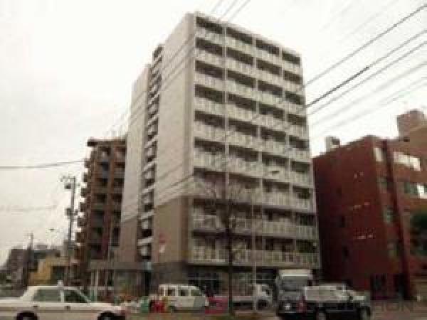 西28丁目2LDKマンション外観