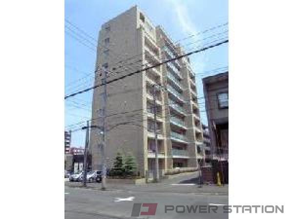 札幌市中央区南12条西13丁目0分譲リースマンション外観写真