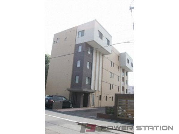 札幌市中央区南25条西8丁目1賃貸マンション外観写真