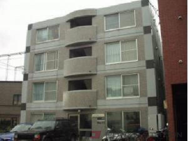 西28丁目1Kマンション外観