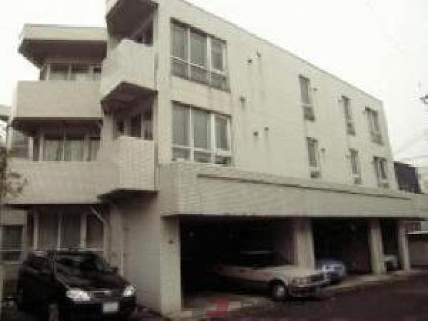 札幌市中央区宮の森3条8丁目1賃貸マンション外観写真