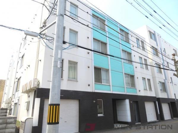 札幌市中央区北11条西15丁目0分譲リースマンション外観写真