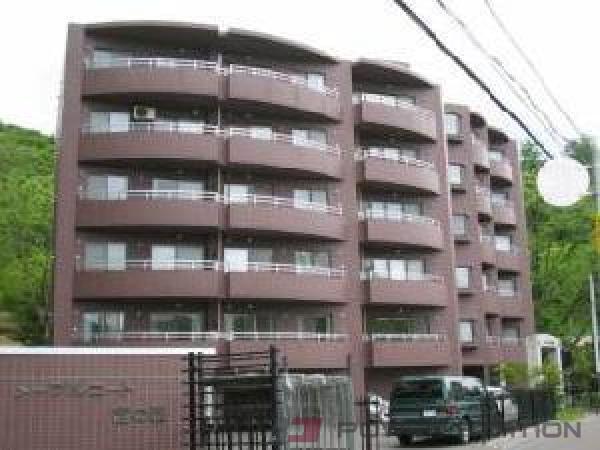 円山公園3LDKマンション外観