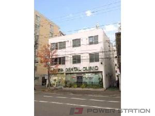 札幌市中央区南17条西7丁目0賃貸マンション外観写真