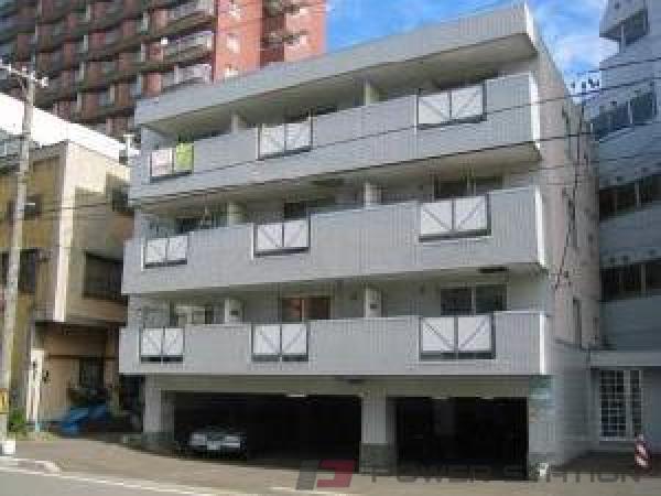 札幌市中央区南4条東5丁目0賃貸アパート外観写真