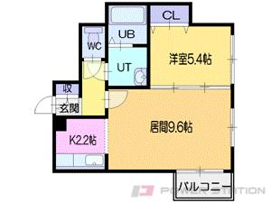 パワービル円山:TYPE-B