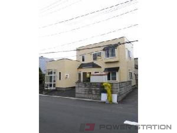 札幌市中央区宮の森3条8丁目0一戸建貸家外観写真