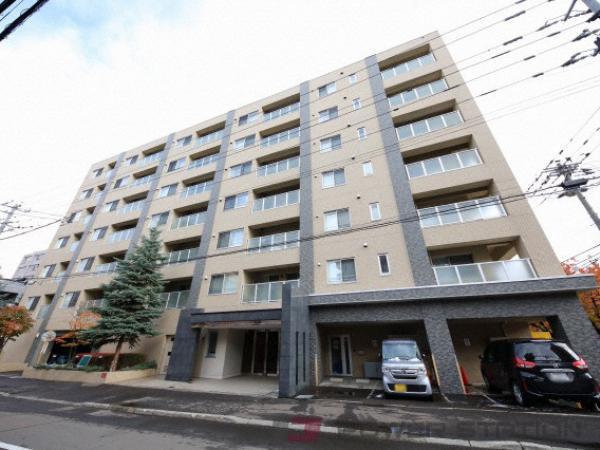 札幌市中央区南4条西25丁目0分譲リースマンション外観写真