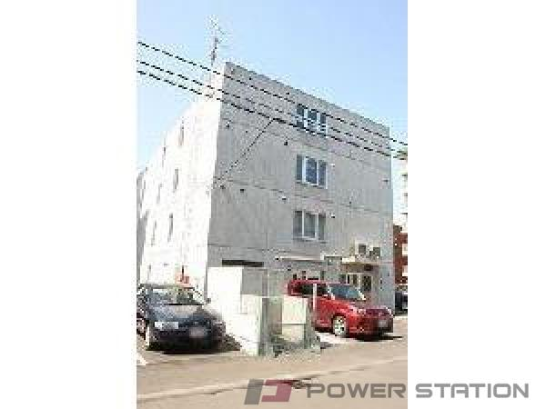 札幌市中央区南6条西23丁目0賃貸マンション外観写真