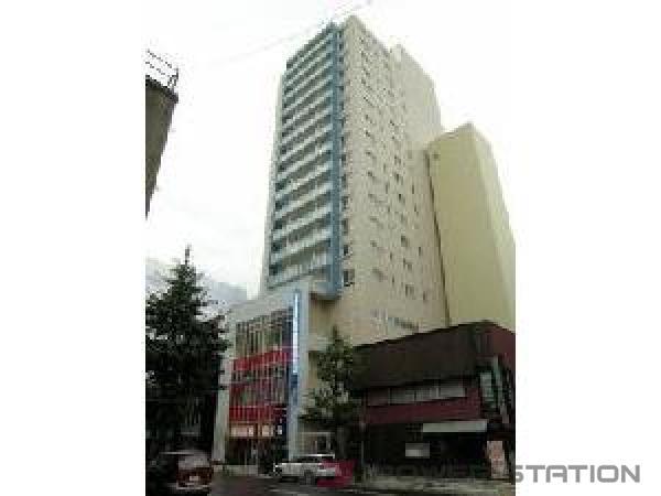 札幌市中央区南3条西1丁目1賃貸マンション外観写真