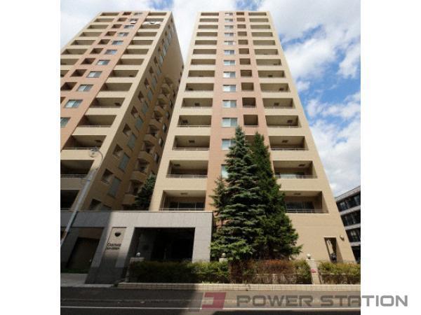 札幌市中央区南6条西12丁目1分譲リースマンション外観写真