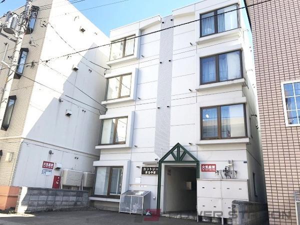 札幌市中央区南5条西27丁目0賃貸アパート外観写真