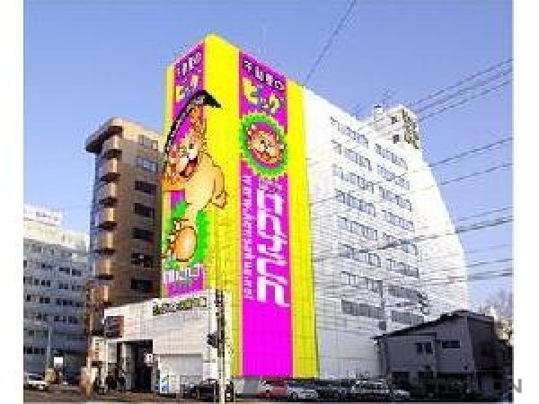 札幌市中央区南1条西9丁目0賃貸マンション外観写真