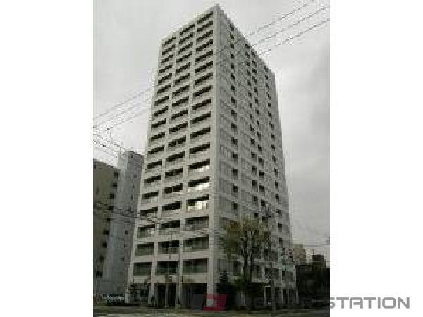 札幌市中央区北1条西18丁目0分譲リースマンション外観写真