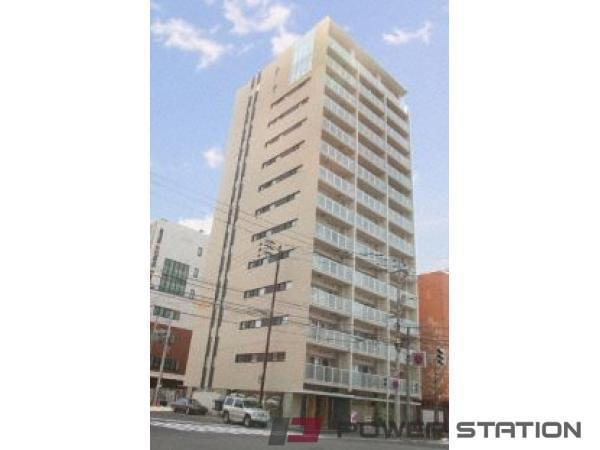 札幌市中央区南10条西1丁目1賃貸マンション外観写真