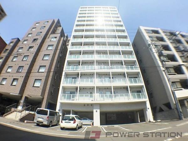 札幌市中央区南3条西8丁目0賃貸マンション外観写真