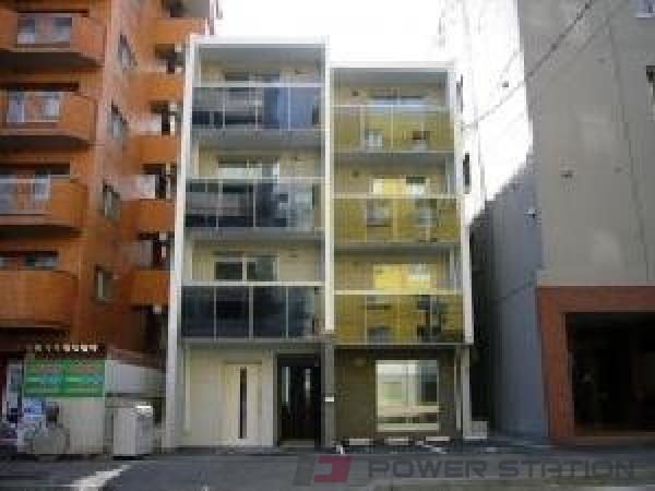 札幌市中央区南4条東4丁目0賃貸マンション外観写真