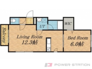 札幌市中央区南7条西16丁目0賃貸マンション間取図面