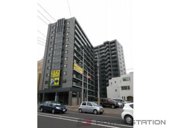 札幌市中央区大通東6丁目0分譲リースマンション外観写真