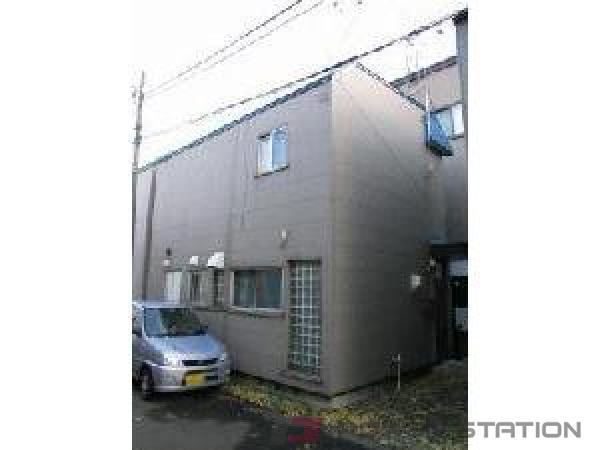 札幌市中央区北14条西15丁目0一戸建貸家外観写真