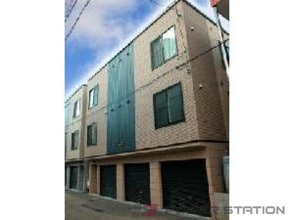 札幌市中央区南6条西12丁目0賃貸アパート外観写真