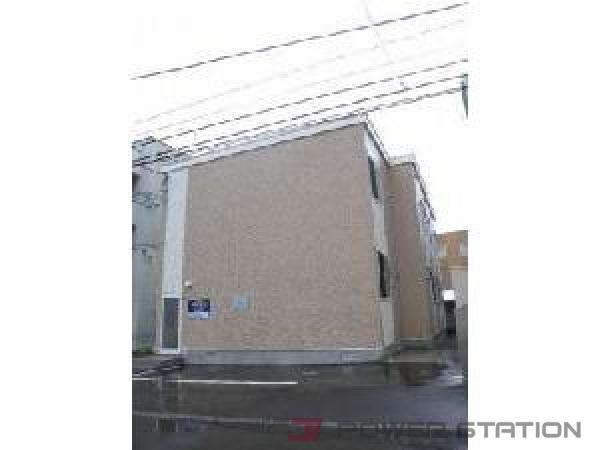 札幌市中央区南10条西21丁目0賃貸アパート外観写真
