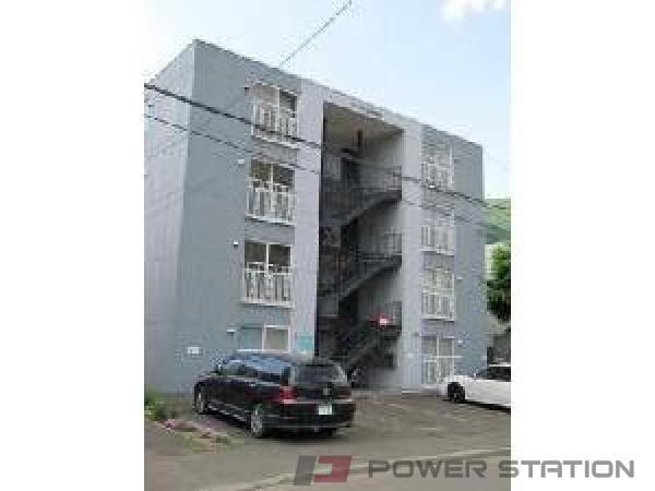札幌市中央区南20条西13丁目0賃貸マンション外観写真