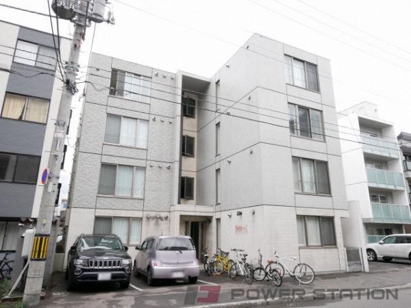 札幌市中央区南4条西13丁目0賃貸マンション外観写真