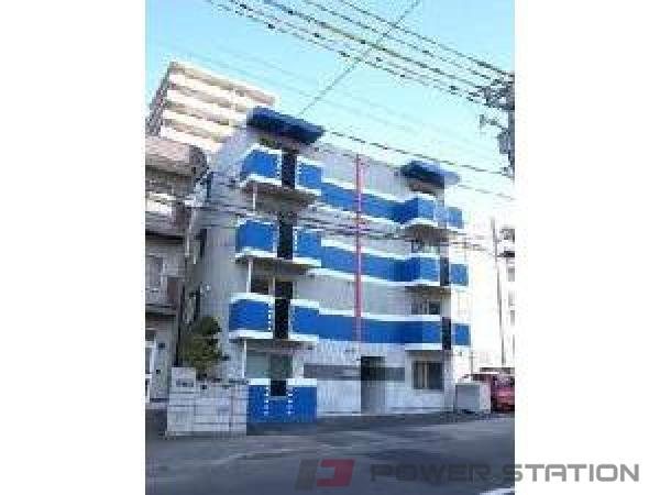 札幌市中央区南6条西20丁目0賃貸マンション外観写真
