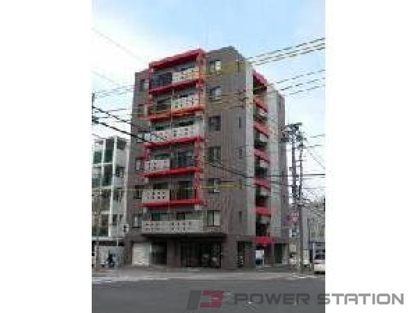 札幌市中央区南8条西9丁目1賃貸マンション外観写真