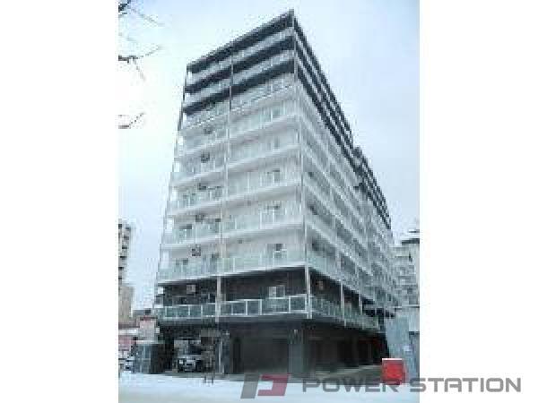 札幌市中央区南6条東2丁目1賃貸マンション外観写真
