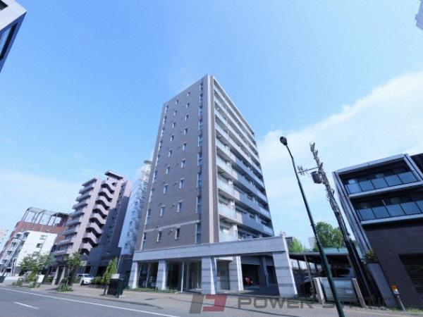 札幌市中央区南2条西21丁目1賃貸マンション外観写真