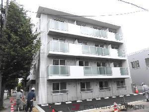 札幌市中央区北6条西20丁目0賃貸マンション外観写真