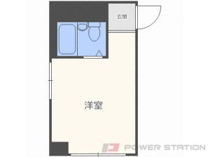 札幌市中央区大通西18丁目0賃貸マンション間取図面