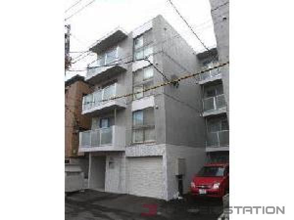 札幌市中央区北4条東5丁目0分譲リースマンション外観写真
