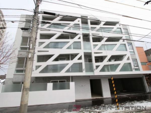 札幌市中央区宮の森2条6丁目1賃貸マンション外観写真