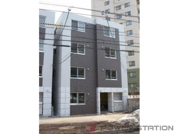 札幌市中央区南3条西27丁目0賃貸マンション外観写真
