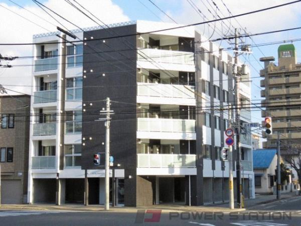 札幌市中央区北4条西22丁目0賃貸マンション外観写真