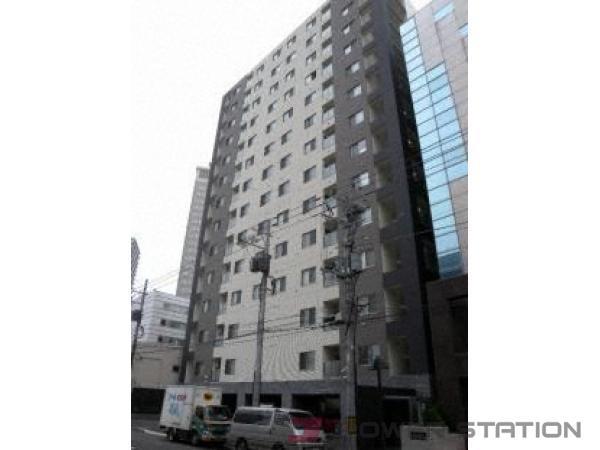 札幌市中央区南9条西3丁目1賃貸マンション外観写真